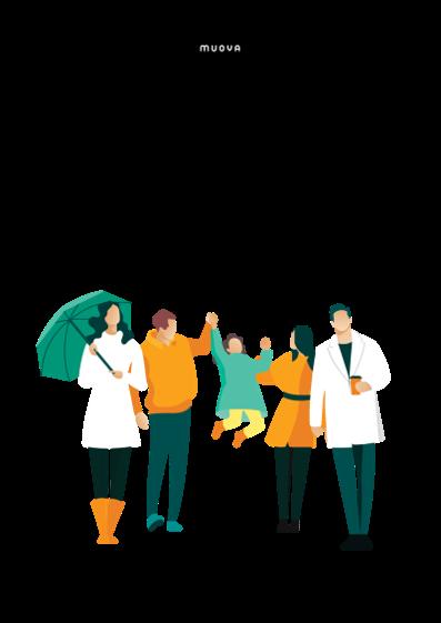 Monitoimijuus sosiaali- ja terveydenhuollon palvelujärjestelmän kehittämisessä : työkirja korkeakouluopetukseen ja täydennyskoulutukseen. Marianne Laurilan julkaisu Muova Education -sarjassa.
