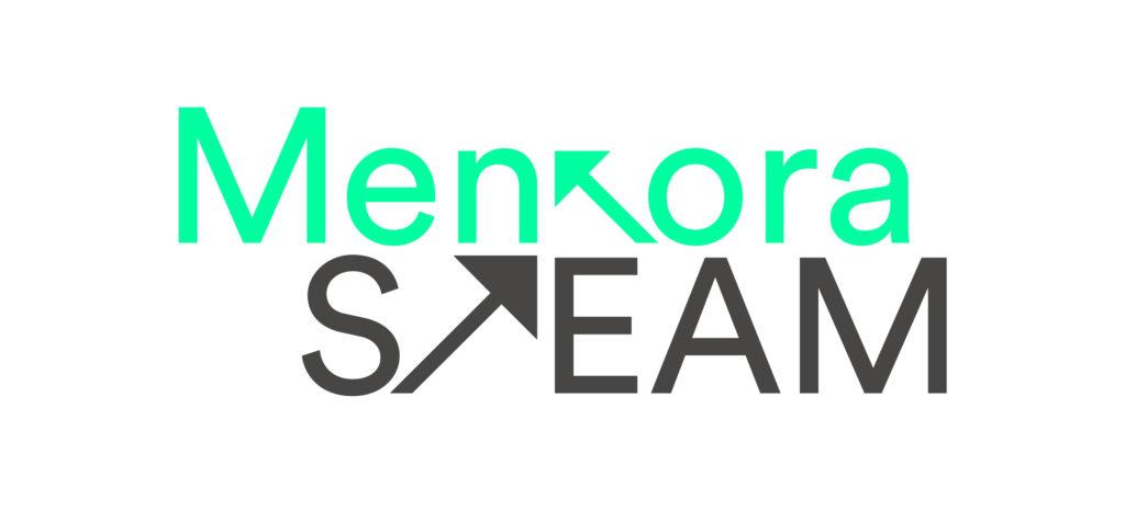 MentoraSTEAM logo.